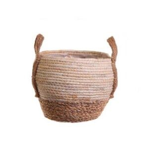 Basket belmar natural
