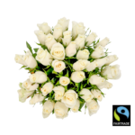 White Rose Bunch Top 40